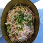 Homemade Gourmet Coleslaw