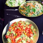 Selection Of Side Salads