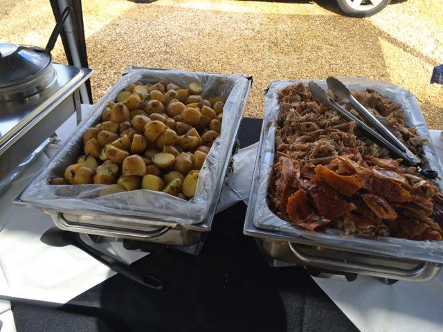 Pork, Crackiling and Potatoes