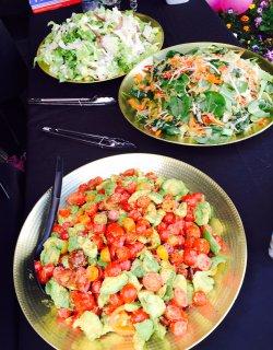 Selection Of Side Salads