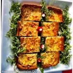 Homemade Vegetarian Quiche